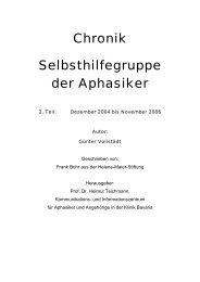 2006 - Klinik Bavaria