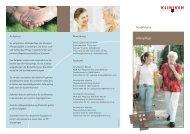 Altenpflege Ausbildung - Kliniken Landkreis Biberach