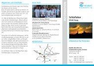 IN FO RM ATIO N Information für Patienten