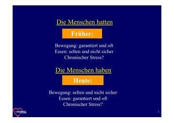 """"""" Patientenschulung """" [PDF, 648 KB] - Klinik Königsfeld"""