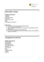 Wintergemüse, PDF-Version, 37 KB - Klinik Tettnang