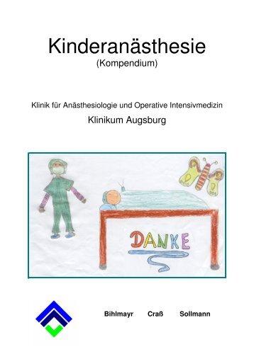 Kinderkompendium, PDF-Version, ca. 1 MB - Klinik Tettnang