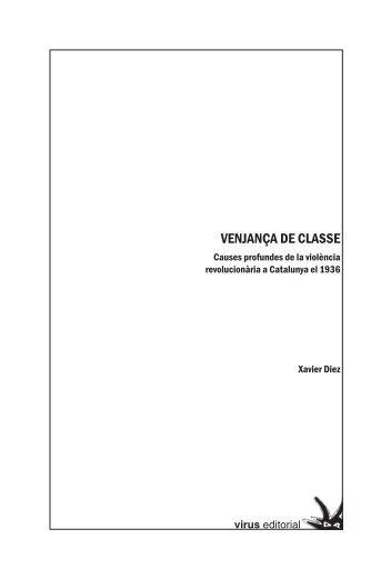 VENJANÇA DE CLASSE - Virus Editorial
