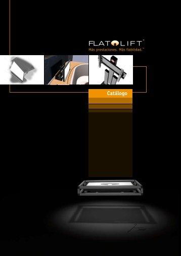 Flatlift Catalogo tv ascensor televisión ascensor Monitor de ...