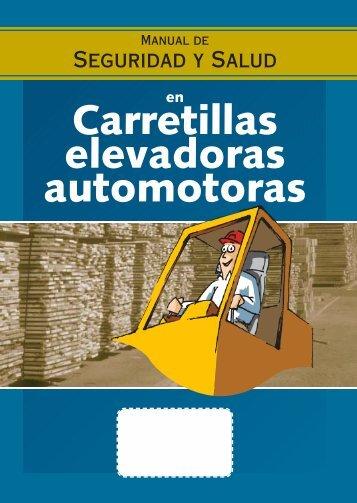 Manual de Seguridad y Salud en Carretillas Elevadoras - Molicen