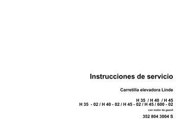 Manual de usuario 352_02 - Reyca