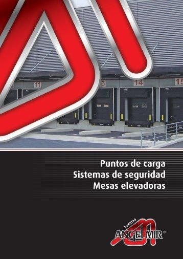 Mesas elevadoras - Ángel Mir