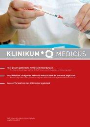 Ausgabe 2 | 2010 - Klinikum Ingolstadt