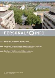Ausgabe 4 |2007 - Klinikum Ingolstadt