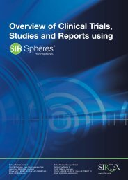 Overview of Clinical Trials, Studies and Reports using - Städtisches ...