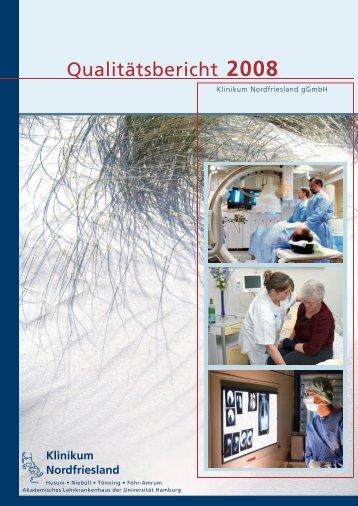 Qualitätsbericht - Klinikum Nordfriesland