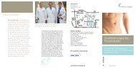 Info-Flyer Strahlentherapie bei Prostatakrebs als ... - Klinikum Stuttgart