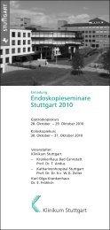 Einladungs-Flyer als pdf-Download - Klinikum Stuttgart