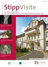 StippVisite - Klinikum Quedlinburg