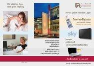 Patienten-TV InfoFlyer 0511.indd - Klinikum Quedlinburg