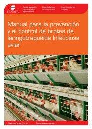 Laringotraqueitis infecciosa - Senasa
