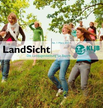 März-Ausgabe - (KLJB) Bayern