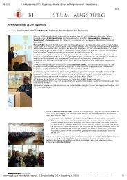 05.05.12 5. Schulpastoraltag 2012 in Roggenburg / Aktuelles ...