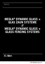 MEGLA® DyNAMIC GLASS - KL-Megla GmbH