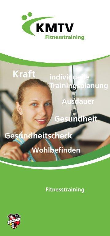 Broschüre Fitness Doppelseitig 31-01-2013.cdr - KMTV