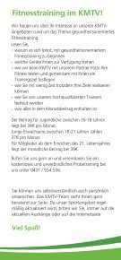 Broschüre Fitness Doppelseitig 31-01-2013.cdr - KMTV - Seite 3