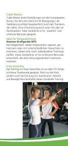 Broschüre Fitness Doppelseitig 31-01-2013.cdr - KMTV - Seite 5