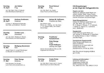 Pdf-Datei - Kirchenmusikverein Frankfurt am Main e. V.