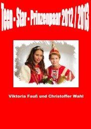 Viktoria Faufl und Christoffer Wahl