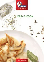 EASY 2 COOK - Kneuss