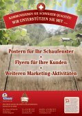 «I glaub do träumi … … jetzt gits Kneuss Güggeli gwürzt mit Streu mi!» - Page 4