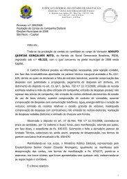 300 - Adolfo Quintas Gonçalves Neto - prestação de contas - TRE-SP