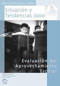 Evaluación del aprovechamiento escolar ... - unesdoc - Unesco - Page 2