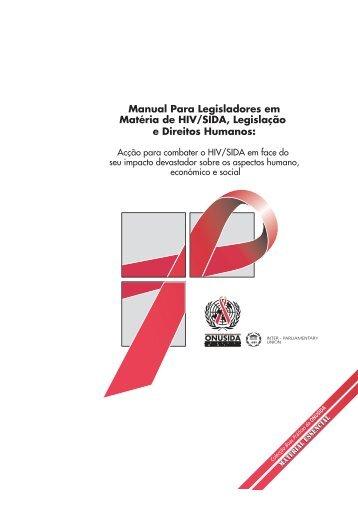 SIDA, Legislação e Direitos Humanos - Livros Grátis