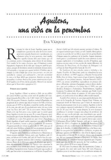 EVA VÁZQUEZ - Raco