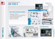 DM 1000 A DM 1000 A - Knuth.de