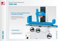 FSM 480 FSM 480 - Knuth.de
