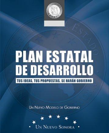 Plan Estatal de Desarrollo 2009-2015 - ISAF