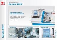 T urnstar 200 C Turnstar 200 C - Knuth.de