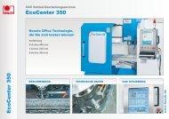 EcoCenter 350 EcoCenter 350 - Knuth.de