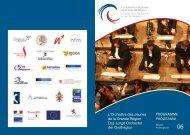 Programm Arbeitsphase 2006.indd - Coopération Musicale de la ...