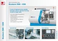 Ecoturn 500 • 630 Ecoturn 500 • 630 - Knuth.de
