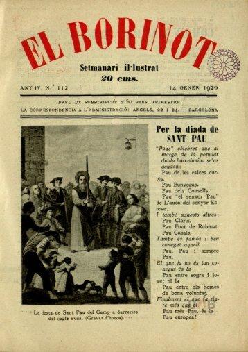 El Borinot - Dipòsit Digital de Documents de la UAB