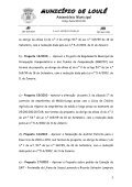 município de loulé - Câmara Municipal de Loulé - Page 3