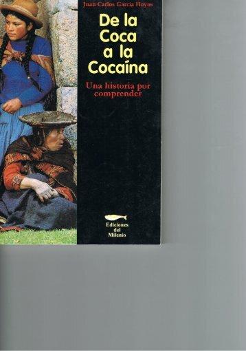 Page 1 Page 2 I a coca a la cocama ¿Por qué legalizar la cocaína ...