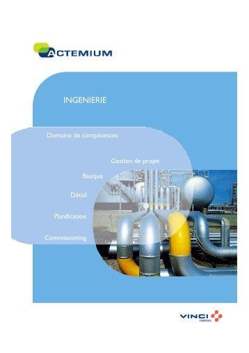 Ingénierie - Actemium