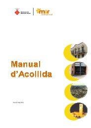 Manual d'acollida de l'Ajuntament - Ajuntament de Montcada i Reixac