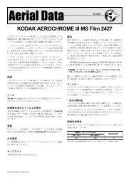 KODAK AEROCHROME III MS Film 2427