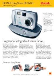 DX3700 Bundle SSnew-IT - Kodak