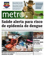 BANGUE BANGUE! - Metro