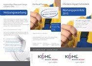 als PDF-Datei laden - Kohl Wasser + Wärme GmbH
